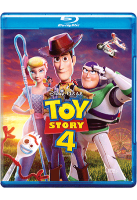 Blu-ray - Toy Story 4