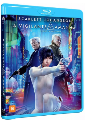 Blu-ray - A Vigilante do Amanhã